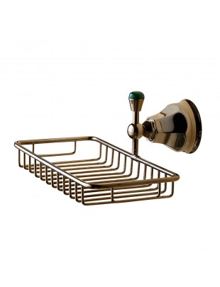 Double soap holder