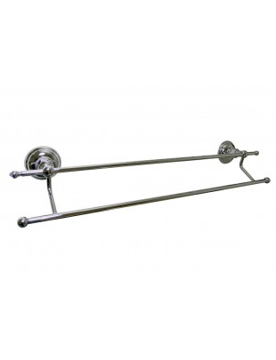 Double towel holder