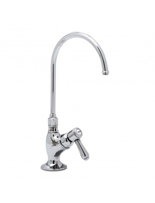 Filter tap round spout