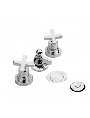 Bidet set with shower