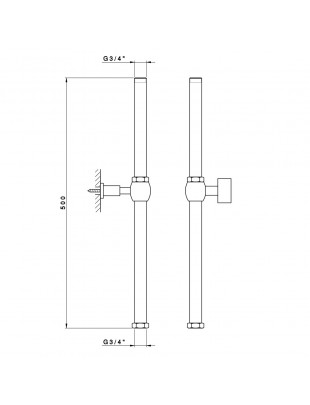 Column extention