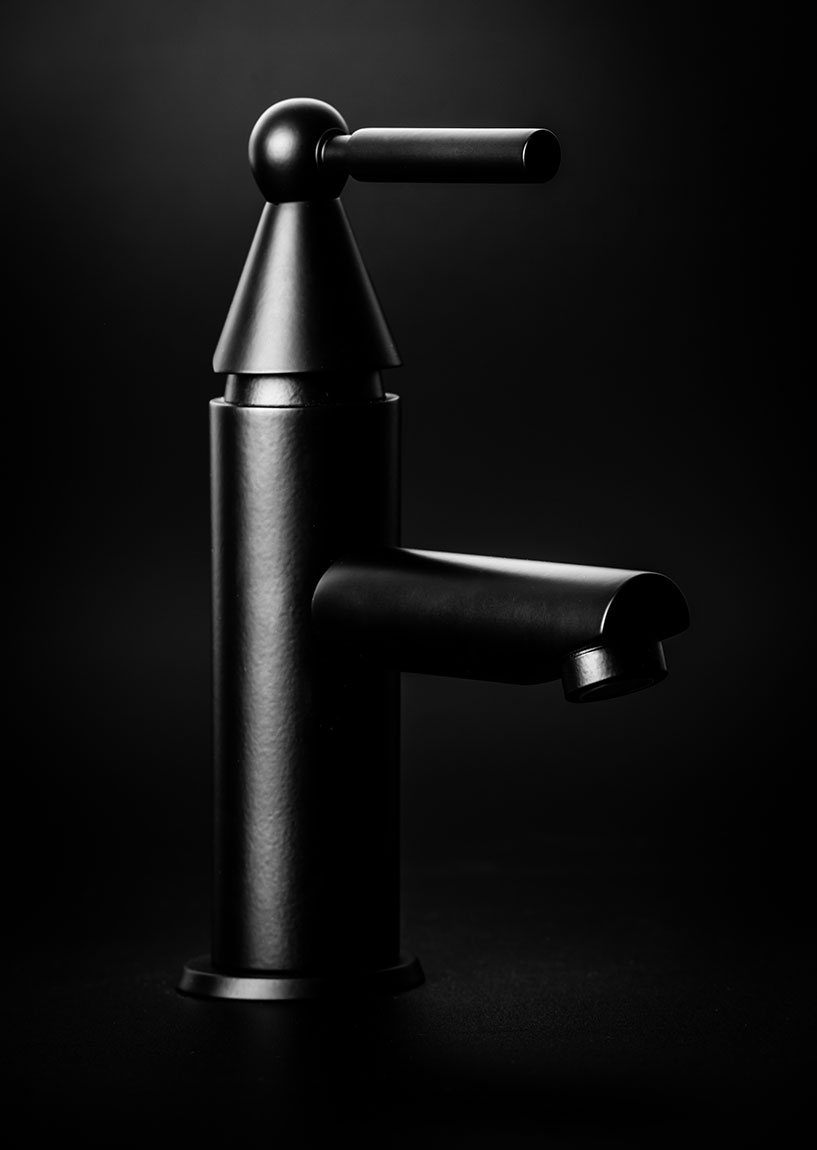Single-lever for built-in shower - Nicolazzi Luxury Taps